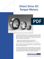 Direct Drive DC Torque Motors Catalog 2005