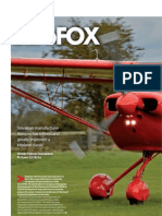 LAA Nov EuroFOX FD Flight Test