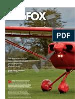 LAA Nov EuroFOX FD Flight Test