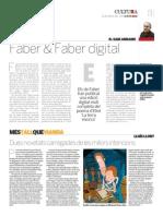 Faber & Faber Digital, Sam Abrams