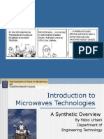 Introduction to Microwave Technologies