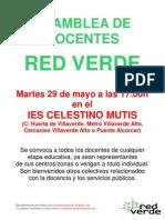 Asamblea Red Verde