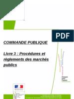 Cours Marchés Publics - Janvier_2011_ Livre 3