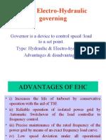 KWU Electro Hydraulic Governing Final1