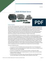 UCS B200 M3 Blade Server Data Sheet