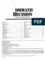 Wargame - Command Decision (Gdw)