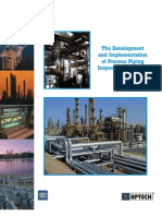 Process Piping in Spec Programs