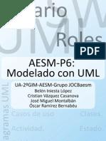 P6 AESM JOCB