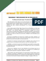Apdema en Sus Bodas de Oro.(1962-2012)