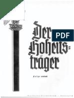 Der Hoheitsträger 1940-04