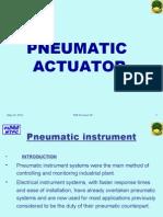 2 Pneumatic Actuator