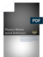 physics - igcse - Waves