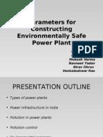 Environment Friendly Power Plant