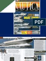 Revista Náutica Ed285 Mai12 - SL28 Hybrid - Pag. Dupla