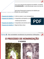 hominizacao