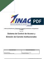 Proc Control Acceso Version1