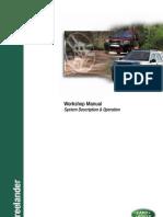 Freelander Workshop Manual (2001+)