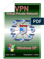 Creare Rete VPN WindowsXP