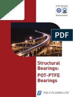 PFL POT-PTFE Bearings Brochure