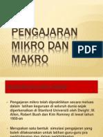 Pengajaran Mikro Dan Makro-SlaidSHANTI
