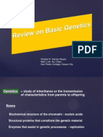 IH 4 Rev. Basic Genetics 2012 Prelim
