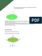 Elips Matematika