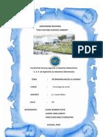 Informe Determinacion de Caseina