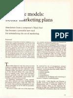 (eBook) Kotler, Philip - Corporate Models Better Marketing Plans