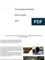 Eleni Christofi Evaluation