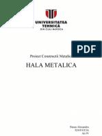 Proiect Metal