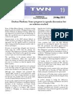 Third World Network – Bonn Update #19
