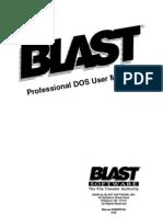 DOS Manual