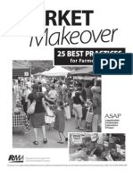 Market Makeover - 25 Best Practices for Farmers Markets