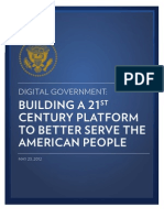 Roadmap for a Digital Government