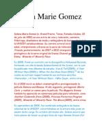 Selena Marie Gomez1