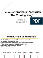 LSN 11 ZECHARIAH