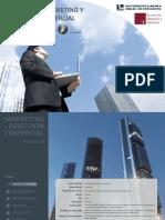 MÁSTER EN MARKETING Y DIRECCIÓN COMERCIAL