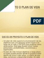 Proyecto o Plan de Vida