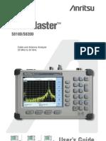 10680-00001Anritsu SM 820D User Manual