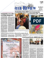 Pioneer Review, May 24, 2012