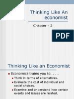 Economics For Managers GTU MBA Sem 1 Chapter 2 Thinking Like-economist