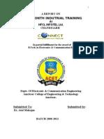 Training Report 2