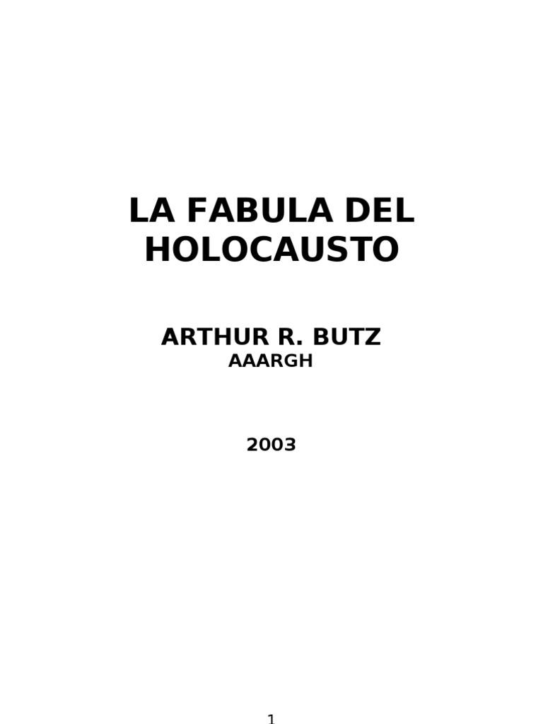 La Fabula Del Holocausto