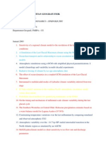 Journal of Climate Dynamic