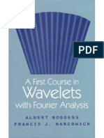 First Course in Wavelets With Fourier Analysis