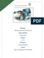 Resumen 19 Tipos de Software Para Redes