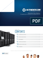 Authenticom Automotive Data Solutions