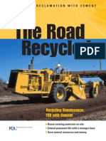 Recyclin Roads
