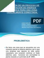 SELECCIÓN DE UN PROCESO DE GENERACION DE ENERGIA