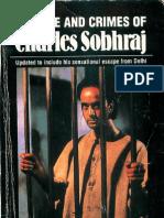 Life And Crimes Of Charles Sobhraj